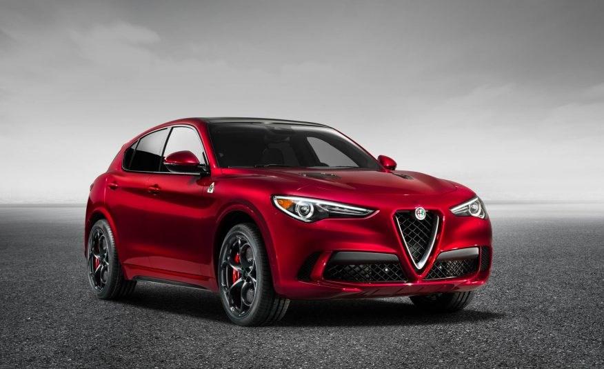 Yüzde 100 sportif Alfa Romeo tasarımı