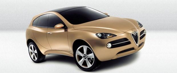Alfa SUV 2012'de geliyor