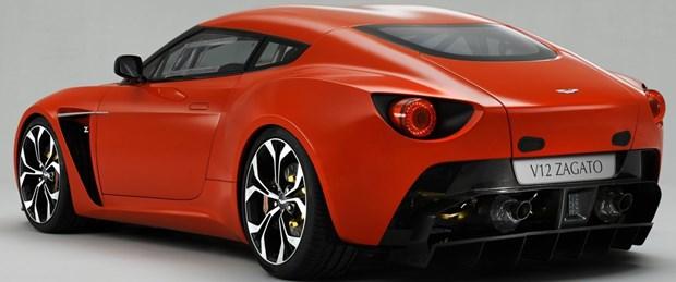 Aston Martin V12 Zagato hayata geçiyor