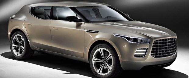 Aston Martin'den süper lüks SUV