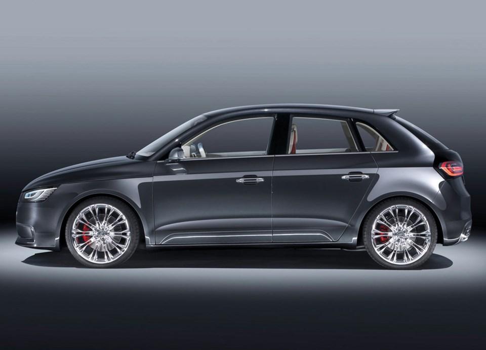 2008 Audi A1 Sportback Concept