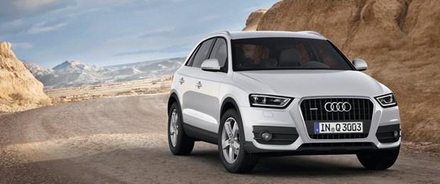 Audi Q3 tanıtıldı