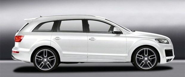 Audi Q7 için güç ve stil paketleri