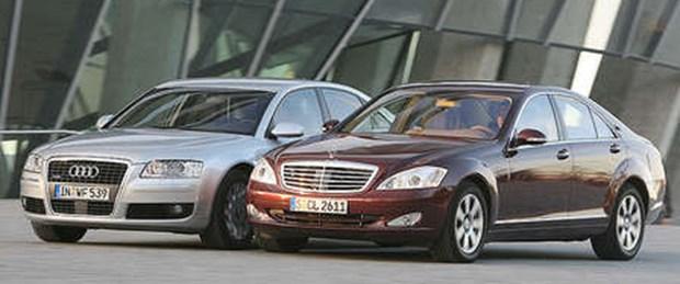Audi ve Mercedes Çin'de hızla ilerliyor