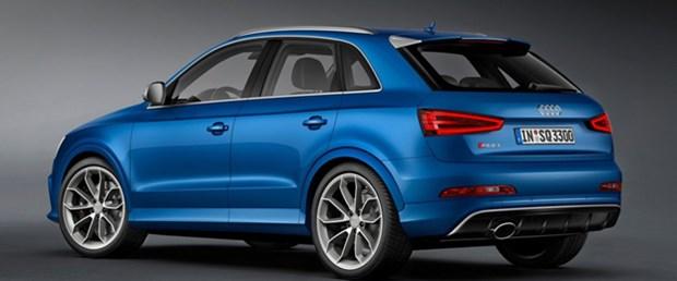 Audi'nin ilk RS SUV'u