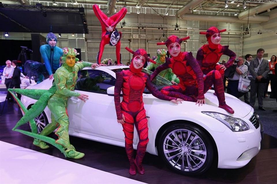 Avustralya Uluslararası Otomobil Fuarı 2012