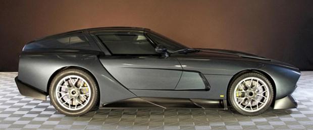 Belçikalı süper otomobil VDS GT 001