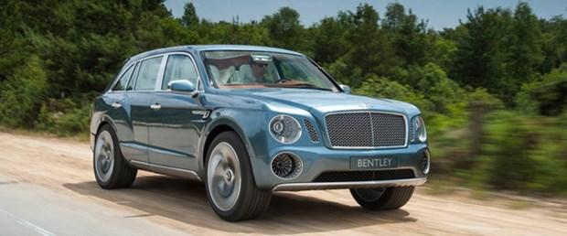 Bentley ve Lamborghini SUV'larını erteleyebilir