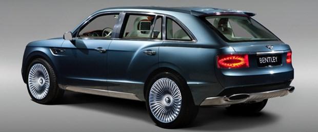 Bentley'nin EXP 9 F'si üretime doğru gidiyor
