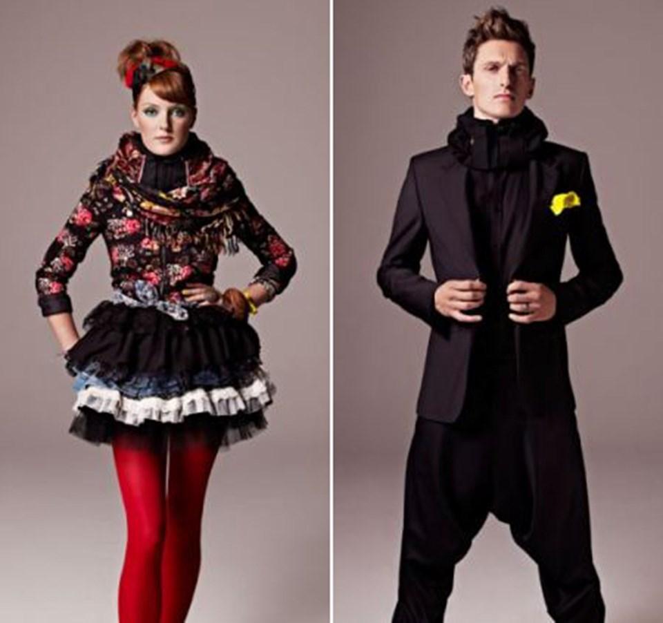 Tasarımcılar yakanın üstünün farklı kumaşlarla ve tasarımlarla kaplanabildiğini, dolayısıyla normal giysilerle beraber kullanılabildiğini iddia ediyor