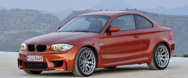 BMW 1 Serisi M Coupe tanıtıldı