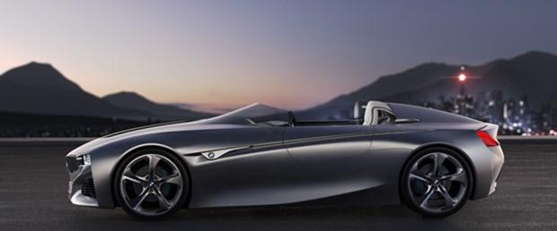 BMW Cenevre konsepti tanıtıldı