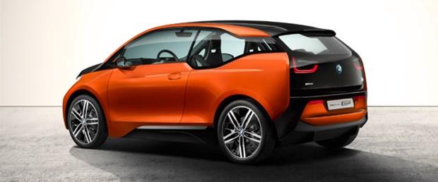 BMW i3 Coupe Konsepti