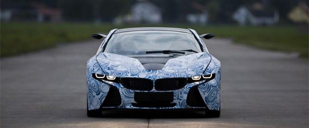 BMW Vision EfficientDynamics prototipini tanıttı
