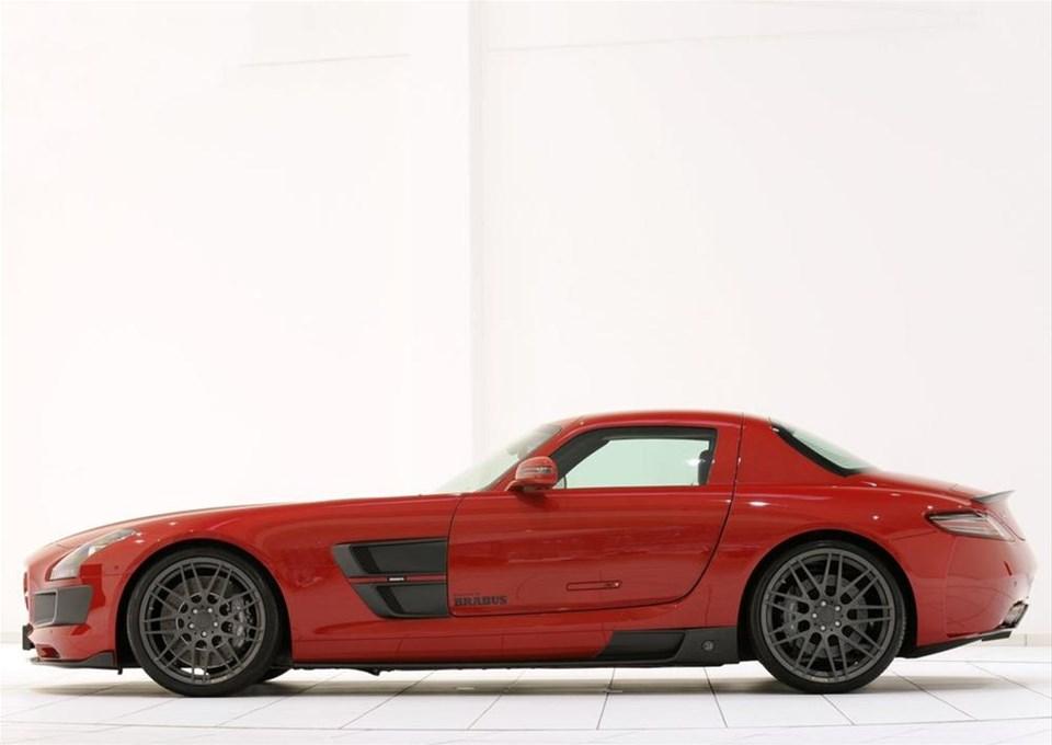 Brabus Mercedes - Benz SLS