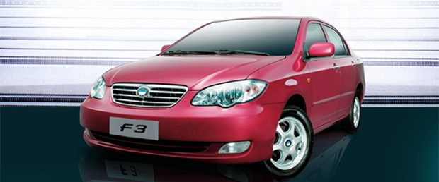 BYD, Hyundai ve Nissan'ı geride bırakarak sedan satışlarında Çin'de üçüncülüğe yükseldi
