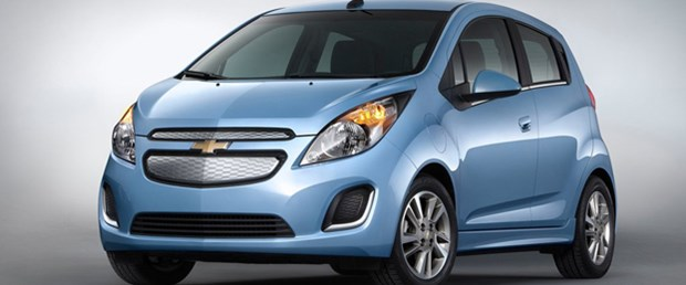 Chevrolet elektrikli Spark'ın ayrıntılarını açıkladı