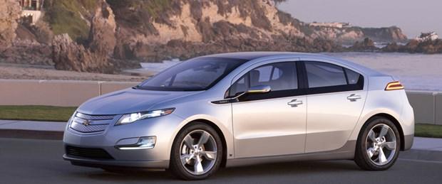 Chevrolet Volt'un Avrupa fiyatını açıkladı.