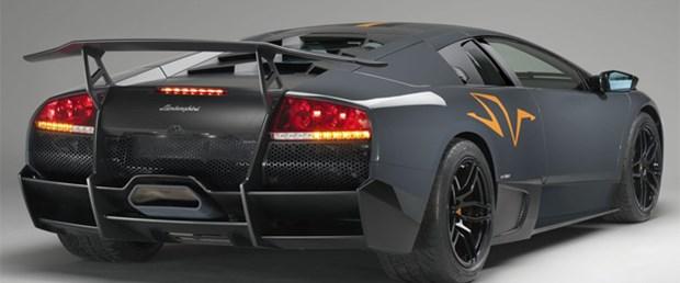 Çin için özel Lamborghini Murciélago LP670-4 SuperVeloce