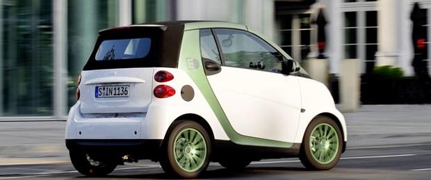Daimler ve Bosch'un elektrikli motor ortaklığı