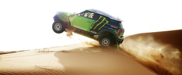 Dakar Rallisi'ni MINI kazandı
