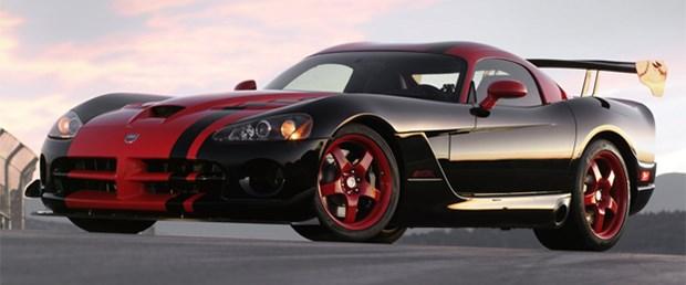 Dodge Viper SRT10'un son üretim yılı