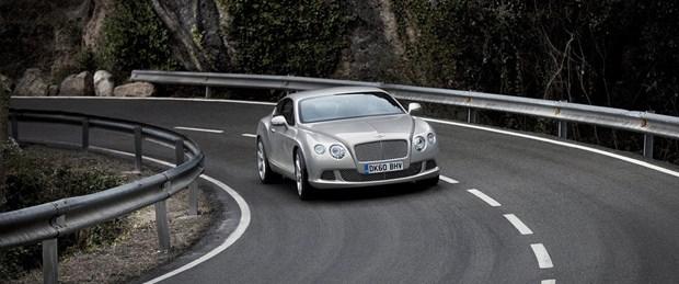 Dört Bentley'den biri Çin'de satılmış