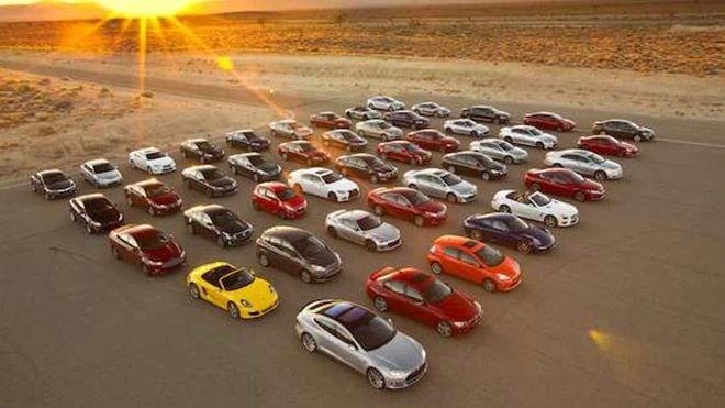 Dünyanın En Değerli 10 Otomobil Markası 1 Ntv