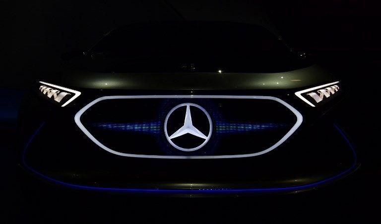 2. Mercedes Benz