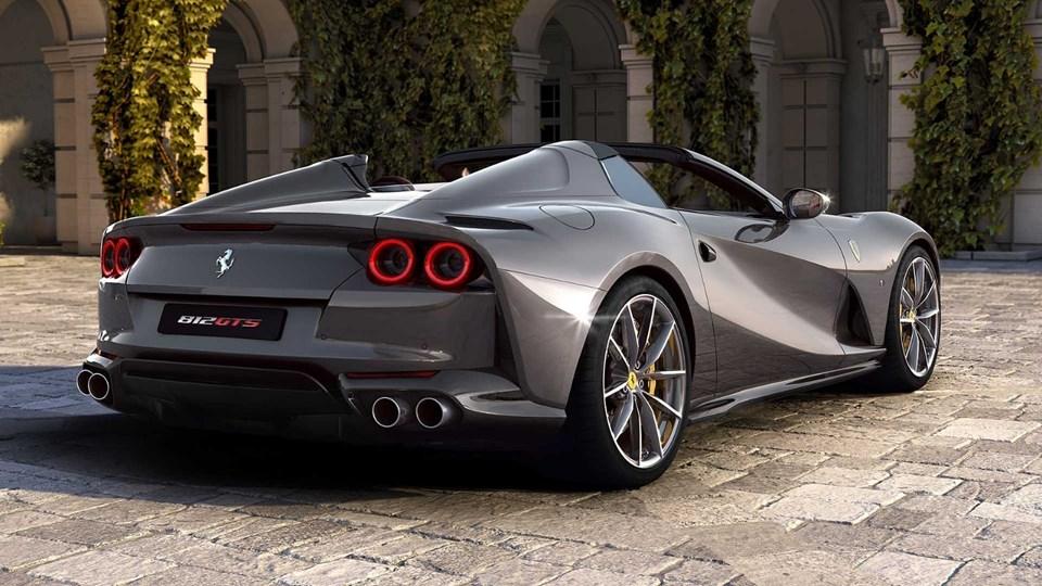 Dünyanın en güçlü Ferrari'si tanıtıldı: 800 beygir