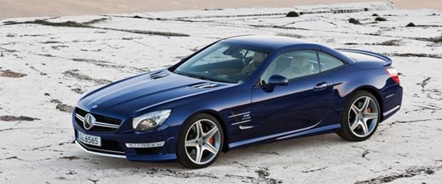En güçlü Mercedes SL