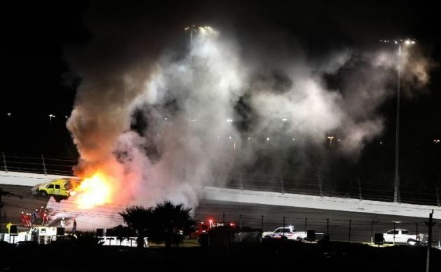 En vahşi Daytona 500