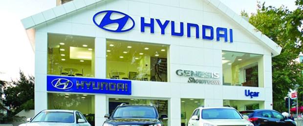 """Etiler'de """"üst kalite"""" Hyundai bayi"""