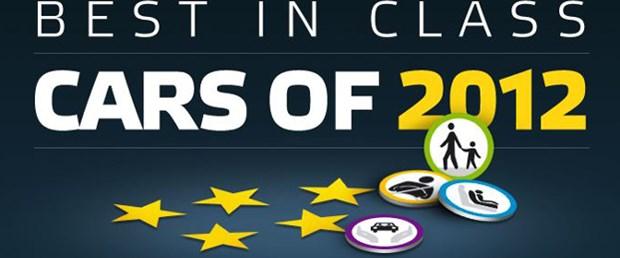 Euro NCAP 2012 'En İyiler'