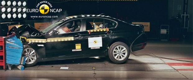 Euro NCAP üç yeni otomobilin çarpışma testi sonuçlarını açıkladı