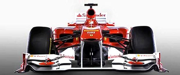 Ferrari Ford tatlıya bağlandı