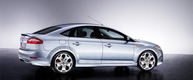 Ford üç yakıt özellikli Mondeo'yu tanıtacak