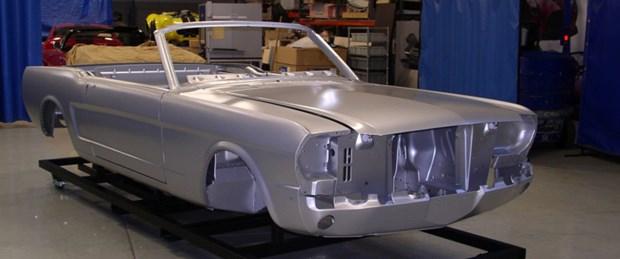 """Ford'dan """"yeni"""" 1965 Mustang"""