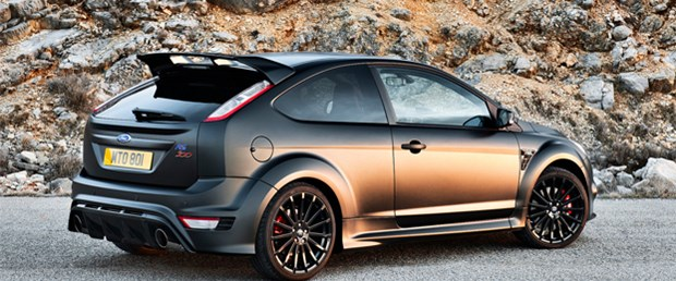 Ford'un yeni Focus RS'i