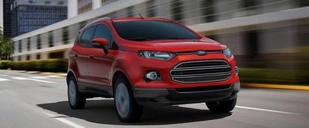 Ford'un yeni küçük SUV'u