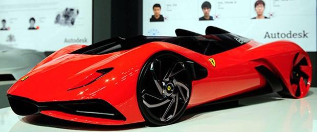 Geleceğin Ferrari'si