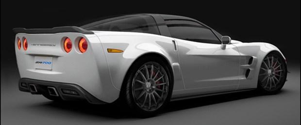 Hennessey Corvette Z700