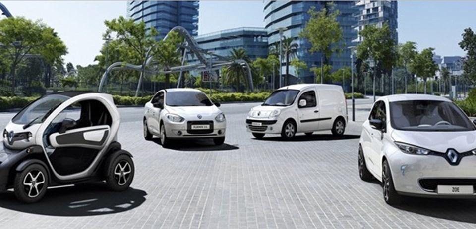 Hollanda'da elektrikli araçların satış oranı yüzde 10'un altında.