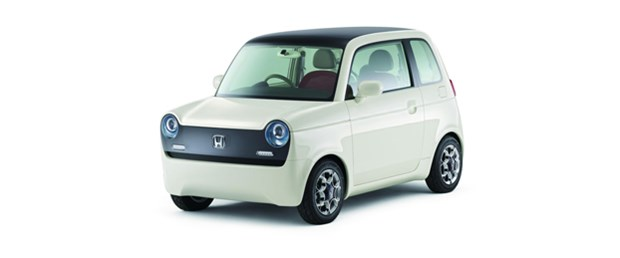 "Honda, Yeni Delhi Otomobil Fuarı 2010'da ""New Small Konsept""i tanıtacak"