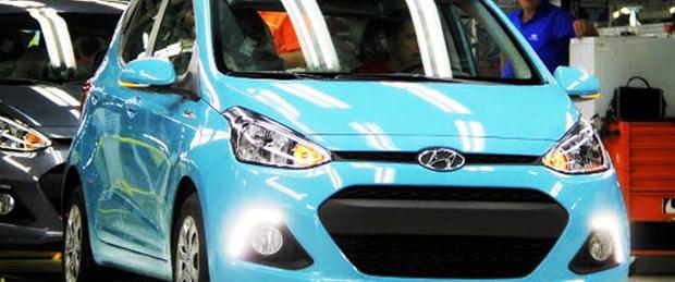 Hyundai maksimum üretime ulaştı