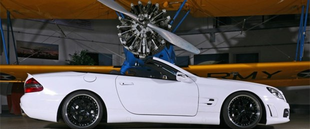 Inden-Design Mercedes-Benz SL 65 AMG