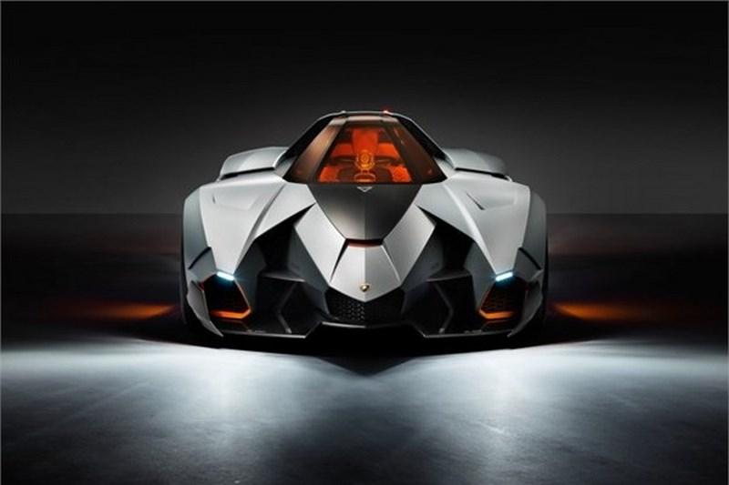 Jet gibi Lamborghini