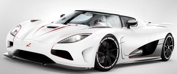 Koenigsegg'in 1115 beygirlik hiper otomobili
