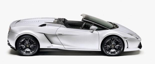 Lamborghini Gallardo Spyder yenilendi