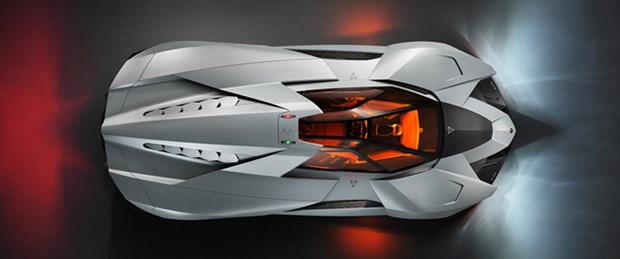 Lamborghini'nin tek koltuklu otomobili